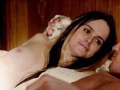 Taryn manning topless scenes